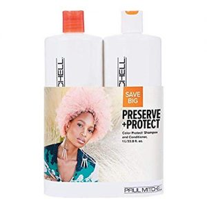 Paul Mitchell Preserve + Protect Color Protect Liter Duo Set