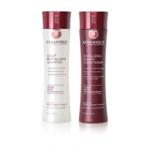 Keranique Color Boost Scalp Revitalizing Keratin Shampoo for Color Treated Hair