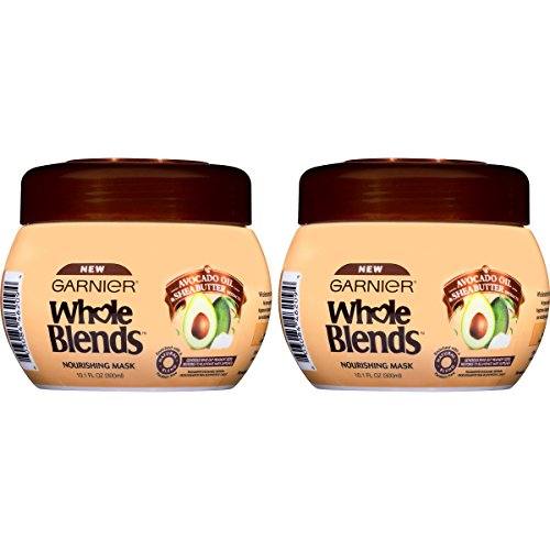 Garnier Hair Care Whole Blends Nourishing Mask with Avocado Oil