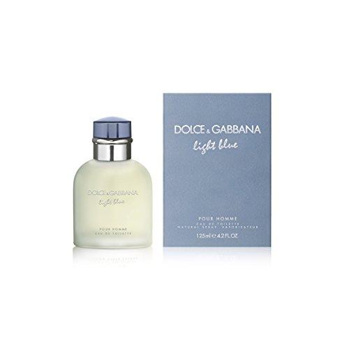 D & G Light Blue By Dolce & Gabbana For Men Eau De Toilette Spray