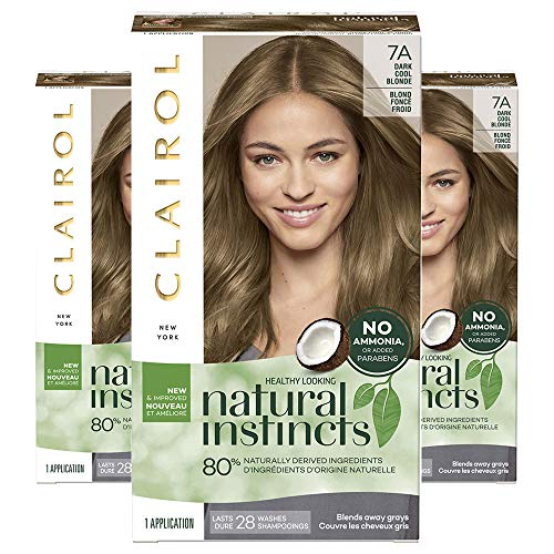 Clairol Natural Instincts Semi-Permanent Ammonia-Free Hair Color