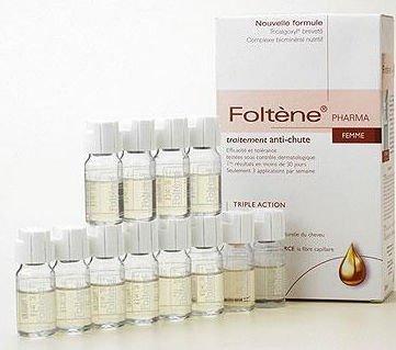 Foltene Pharma European Revitlizing Treatment for Thinning Hair