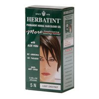 Herbatint Permanent Hair Color Light Chestnut 5N