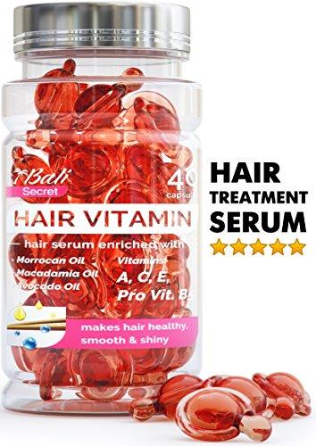 Hair Serum - Hair Treatment - Argan Macadamia Avocado Oil