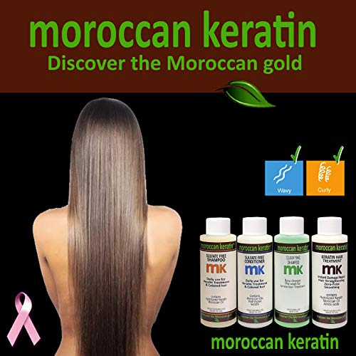 Moroccan Keratin Most Effective Brazilian Keratin Hair Treatment SET