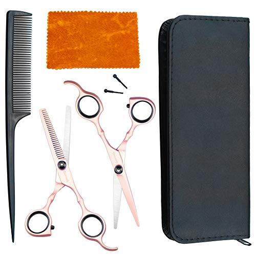 Professional Hair Cutting Scissors Barber Shears Set