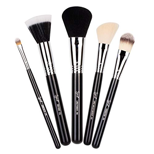 Sigma Beauty Basic Face Makeup Brush Set