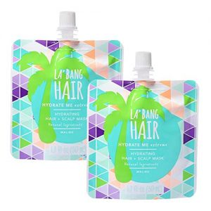 La Bang Body Repair Me Malibu Hair Mask - Natural Vegan Ingredients