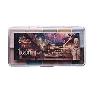 Skin Illustrator Necromania Alcohol Based Makeup Palette