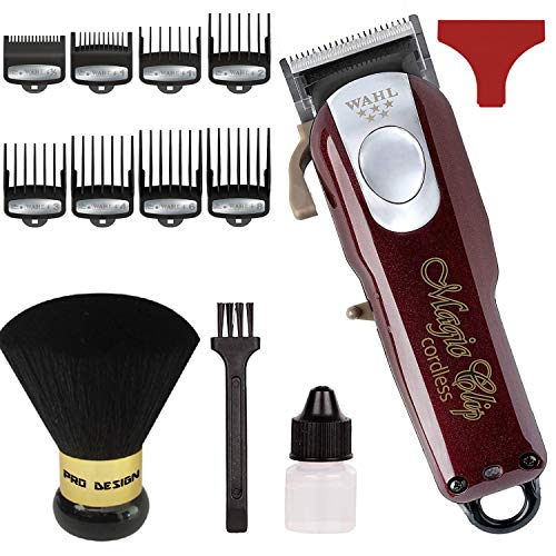 Wahl Professional 5-Star Cord/Cordless Magic Clip - Great for Barbers and Stylists