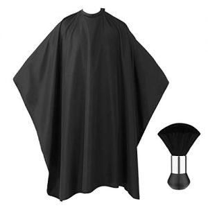 Frcolor Professional Barber Cape with Snap Closure
