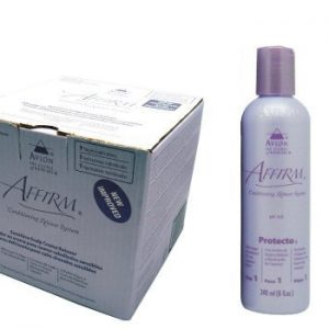 Avlon Affirm Sensitive Scalp Relaxer 9 Pack + Affirm Protecto