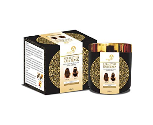 Aegte Keralution Hair Mask Infused with Argan Oil+Amla