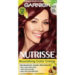 Garnier Nutrisse Haircolor - Chocolate Cherry (Dark Reddish Brown)
