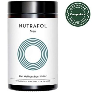 Hair Loss Thinning Supplement - Men's Hair Vitamin