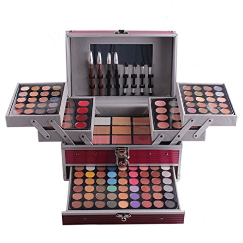 Pure Vie 132 Colors All In One Pro Makeup Kit Including Eyeshadow