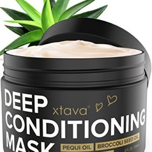Xtava Deep Conditioning Hair Mask Treatment - 8 Fl.Oz Hydrating Cream