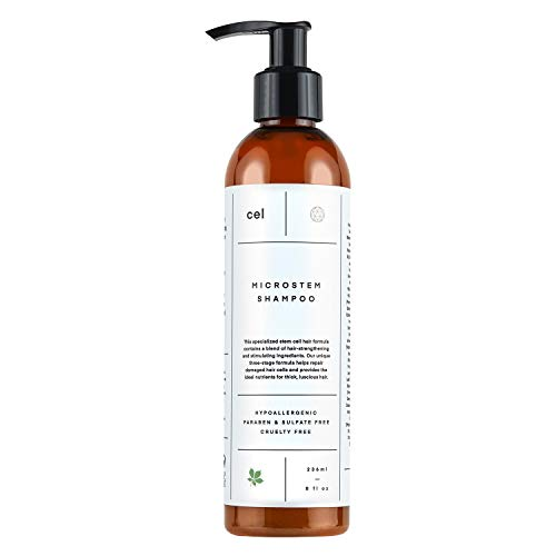 CEL MD Stem Cell Thickening Hair Growth Shampoo for Women and Men