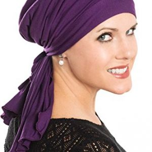 Cardani So Simple Scarf - Pre Tied Head Scarf for Women in Soft Bamboo
