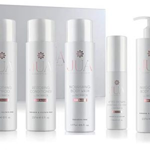 JUA Essentials - Premium Hair & Skin Care Collection - Gift Set