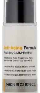 MenScience Androceuticals Retinol Anti-Aging Formula Cream