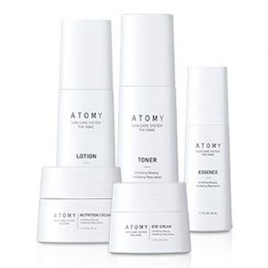 Atomy Skin Care System THE FAME - Unfading Beauty, Unfading Reputation-Lotion