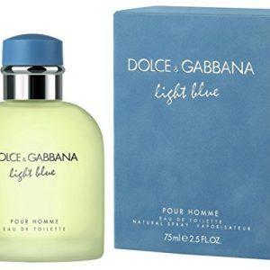 D & G Light Blue By Dolce & Gabbana For Men, Eau De Toilette Spray