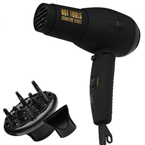 HOT TOOLS Signature Series Ionic Travel Hair Dryer