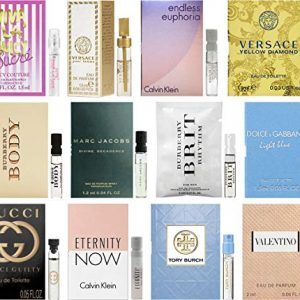 Designer Fragrance Samples for Women