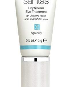 Sanitas Skincare PeptiDerm Eye Treatment, Multibenefit