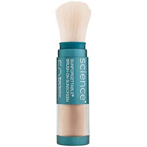 Colorescience Sunforgettable Mineral Sunscreen Brush