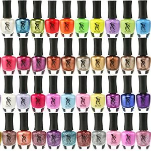 SXC Cosmetics Nail Polish Set, 15ml/0.5oz Full Size Nail Lacquer Gift lot
