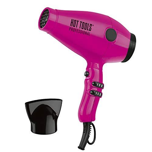 HOT TOOLS Professional Tourmaline Tools Turbo Ionic Hair Dryer