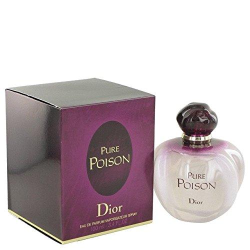 Luxury Chris tian D ior Pure Poison Perfume Spray
