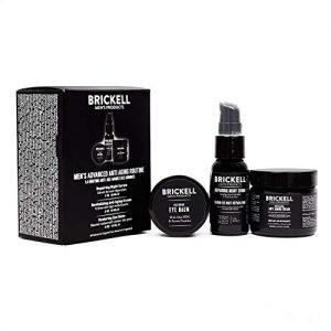 Brickell Men's Advanced Anti-Aging Routine, Night Face Cream