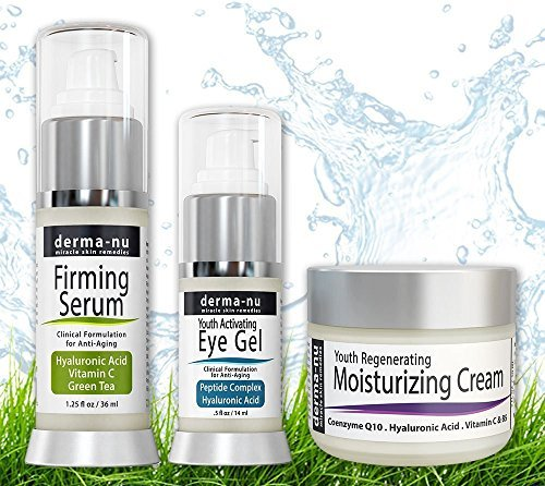 Skin Care Products for Anti Aging - Organic & Natural Facial Treatments