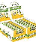 Natural Organics Lip Balm with SPF 30, Aloe & Vitamin E