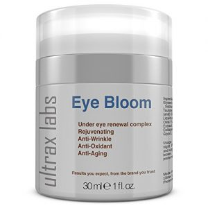 Ultrax Labs Eye Bloom | Under Eye Cream for Wrinkle Repair