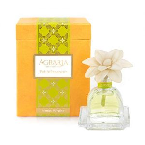 AGRARIA PetiteEssence Luxury Fragrance Diffuser Lemon Verbena Scent