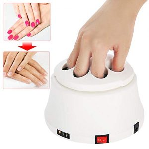 Steam Nail Polish Remover Machine Electric Steam Off UV Gel Nail