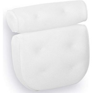 Royal Casa Bath Pillow - Non Slip, Luxury Bathtub Pillow for Your Head & Neck