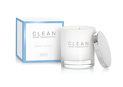 CLEAN Home Fragrances Candle, Fresh Laundry