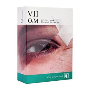 VIIcode O2M Oxygen Eye Mask Customized Skin Care Reducing Dark Circles
