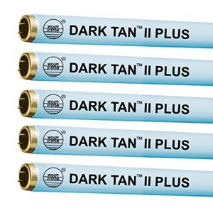 Wolff Dark Tan II Plus F71 100W Bi Pin Tanning Lamp