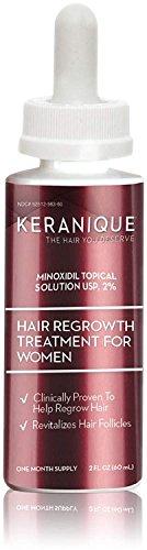 Keranique Hair Regrowth Treatment Dropper - 2% Minoxidil