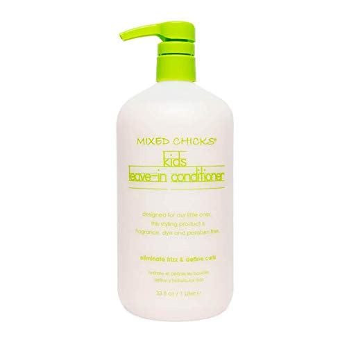 Mixed Chicks Kids Leave-in Conditioner - Eliminate Frizz & Define Curls