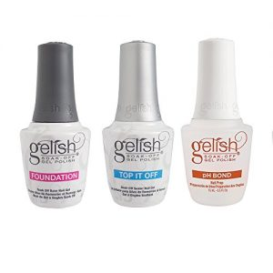 Gelish Terrific Trio Gel Polish Essentials Kit