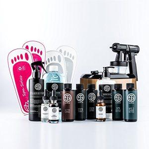 Allure Professional Spray Tanning Machine System