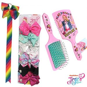 JoJo Siwa Kids Girls Hair Accessories Bundle
