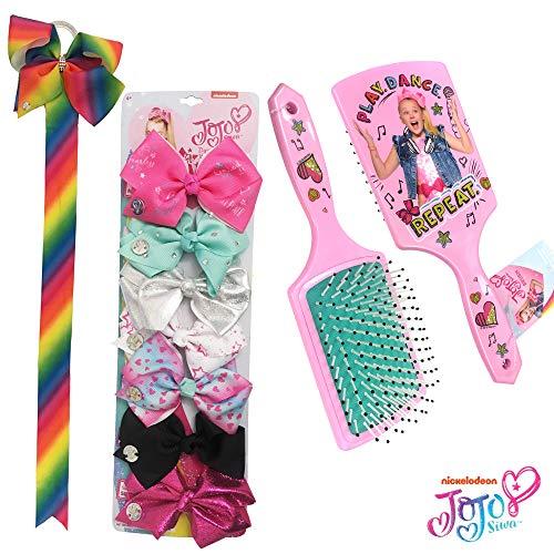 JoJo Siwa Kids Girls Hair Accessories Bundle